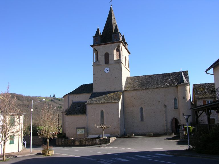 L'église de Compolibat