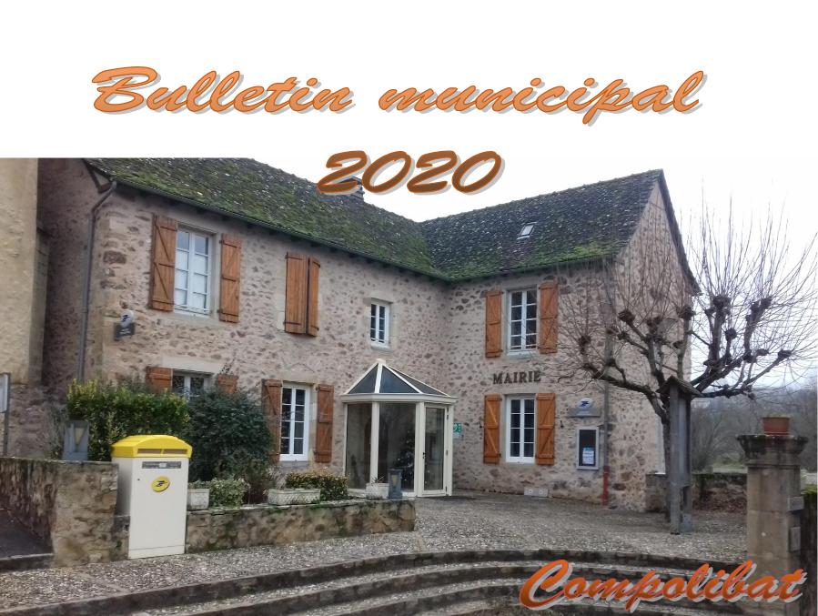 Bulletin municipal Compolibat 2020